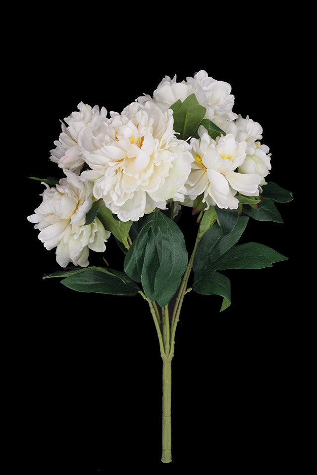 OPEN OPENS PEONY PEONIES PEONIE LARGE LARGES SMALL SMALLS HEAD HEADS 115CM 115CMS ARTIFICIAL ARTIFICIALS FLOWERS FLOWER BUNCH BUNCHES SPRAY SPRAYS SPRAIE HERITAGE HERITAGES X