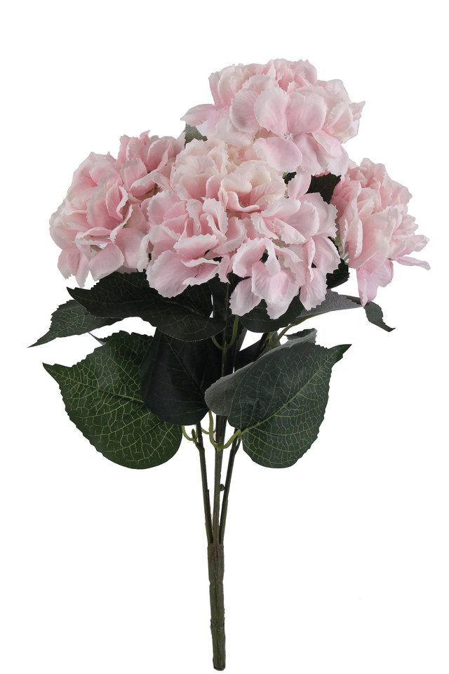 HYDRANGEA HYDRANGEAS ARTIFICIAL ARTIFICIALS FLOWERS FLOWER HEAD HEADS