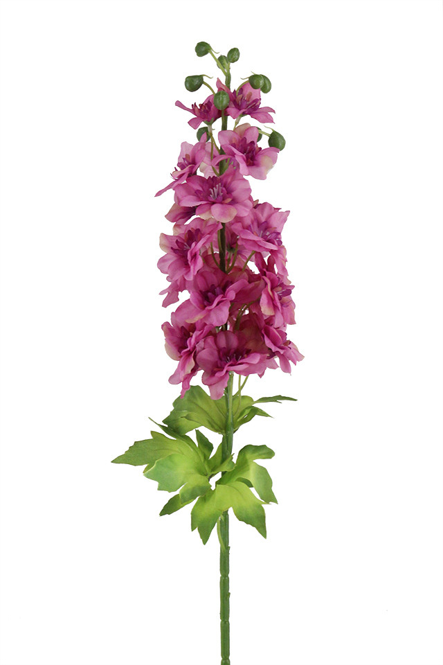 DELPHINIUM DELPHINIA FLOWER FLOWERS ARTIFICIAL ARTIFICIALS STEM STEMS