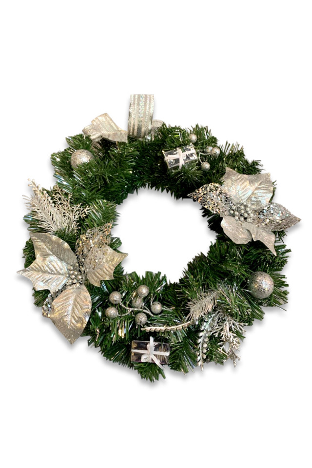 XMAS XMA FLOWER FLOWERS CHRISTMAS CHRISTMA WREATH WREATHS RING RINGS ROUND ROUNDS ARTIFICIAL ARTIFICIALS GLITTER GLITTERS FAKE FAKES
