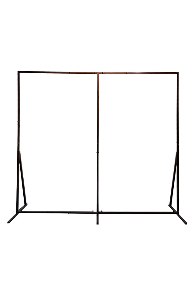 Portable Flower Wall Frame 2 3mw X 2 3mh Holstens