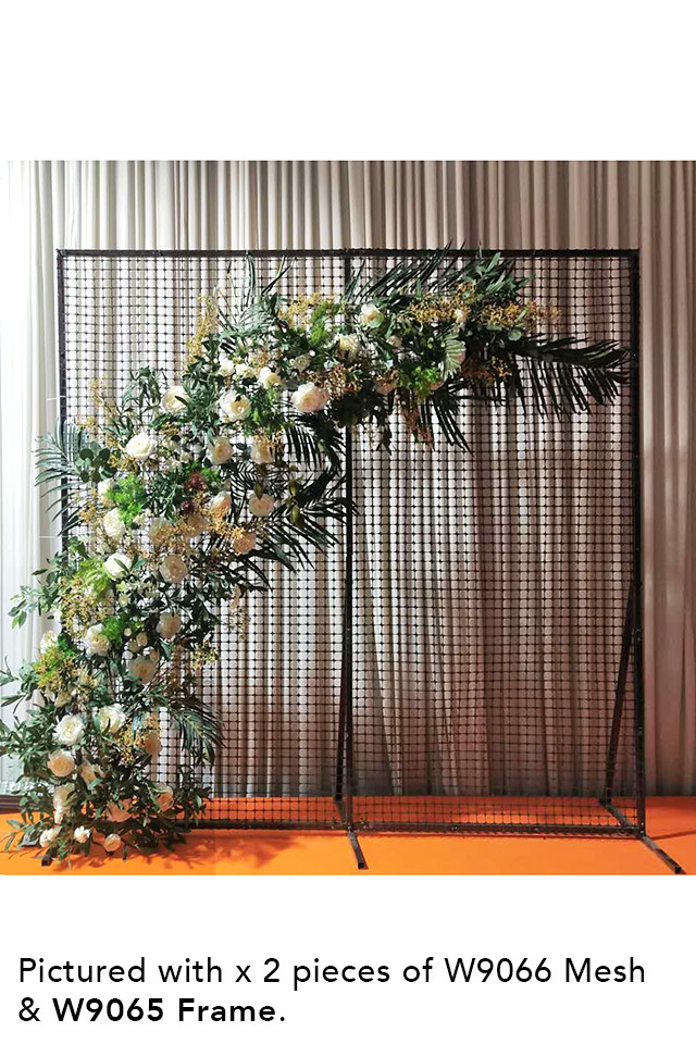 EVENT EVENTS WEDDING WEDDINGS FURNITURE FURNITURES DRAPE DRAPES DRAPING DRAPINGS FRAME FRAMES BACK BACKS DROP DROPS BACKDROP BACKDROPS CURTAIN CURTAINS BRIDE BRIDES BRIDAL BRIDALS FLOWER FLOWERS WALL WALLS PANEL PANELS PORTABLE PORTABLES PLASTIC PLASTICS MESH MESHES FOR FORS